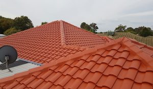 Coated Orange by ROOFWEST Bunbury