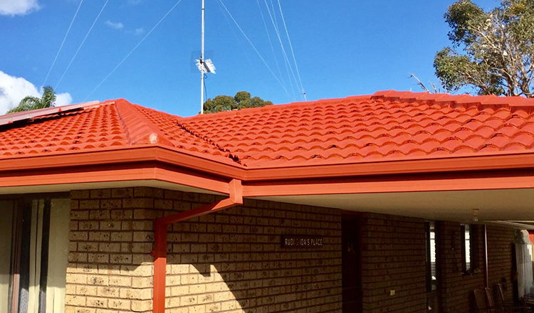 Coated Roof by ROOFWEST Bunbury