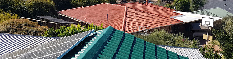 Coated Roofs by ROOFWEST Bunbury