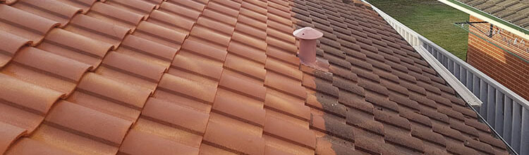 High Pressure Cleaning by ROOFWEST Bunbury