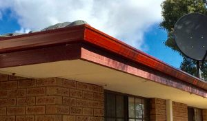 Gutters done by ROOFWEST