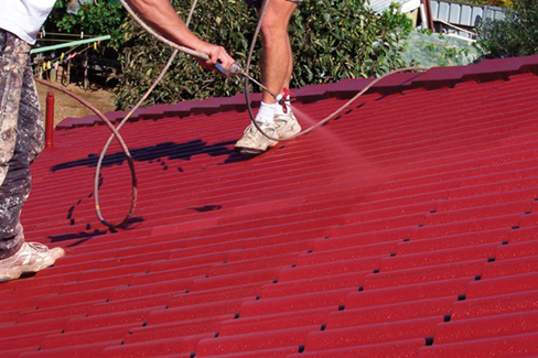 Maintain the Colour of my Roof with Dulux AcraTex® Roof Membrane