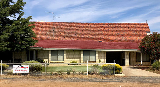 Roofwest in Katanning