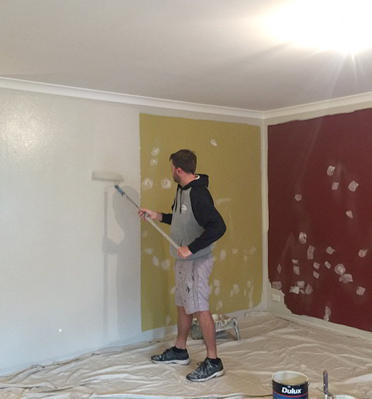 painting services by RoofWest